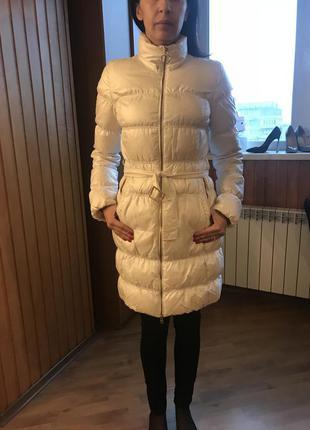 Куртка зимняя пуховик adidas
