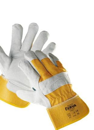 Перчатки комбинированые eider cerva