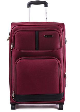 Вализа чемодан женский большая