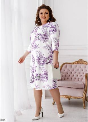 Платье в расцветках р 50-68