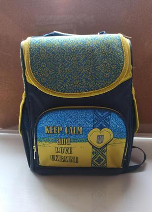 Рюкзак портфель детский школьный