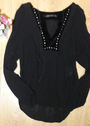 Блуза zara, блузка