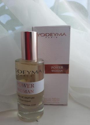Yodeyma power woman