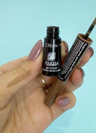 Пудра-крем для брів parisa cosmetics №01 к. 1123