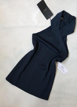 Шикарная блуза без рукавов