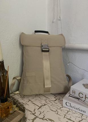 Рюкзак consigned пастельного цвета хаки, новый!