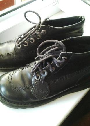 Демисезонные ботинки kickers