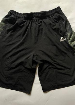 Adidas climacool шорти спортивние тренировочние