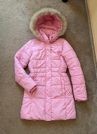 Тёплое пальто на холодную осень
