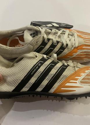 Оригинальные беговые шиповки adidas