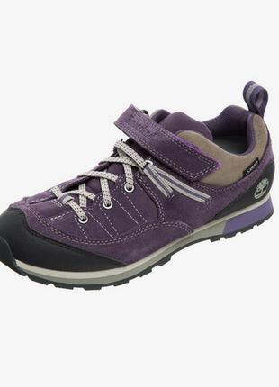 Новые кроссовки timberland gore tex® мембрана замша ботинки непромокаемые тимбы горе текс