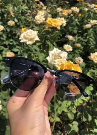 Крутые очки от calvin klein