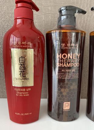 Daeng gi meo ri  honey ( oily scalp) шампунь