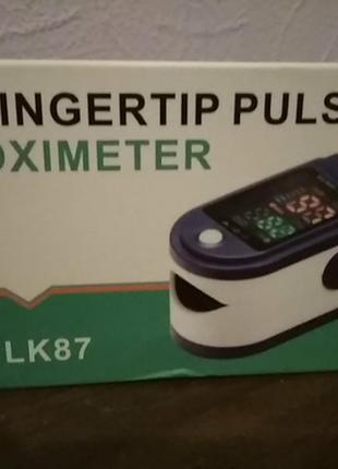 Оксиметер пульсометер