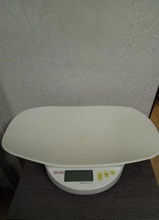 Весы для новорожденных gamma
