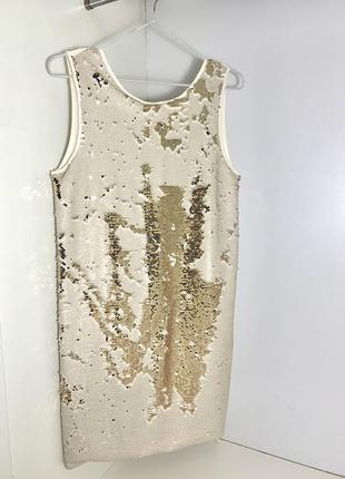 Коктейльное платье с пайетками imperial