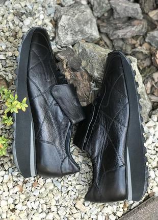 Оригинальные кожаные женские кроссовки paul green{munchen} 39р.