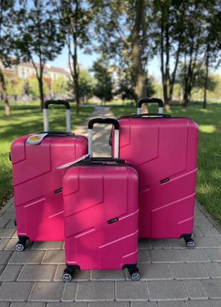 Турция !надёжный ,качественный чемодан,валіза ,двойные колеса,кодовый замок