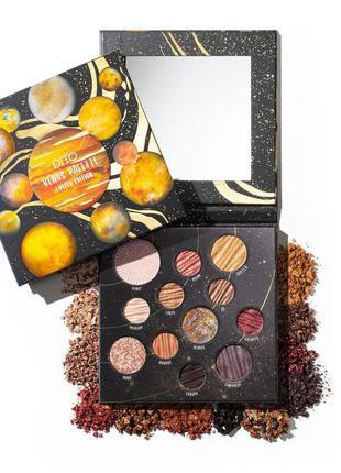 Палетка теней dito cosmetics - venus 12 shades palette