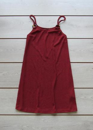 Сарафан накидка платье на тонких бретелях от primark