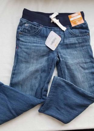 Утепленные джинсы джимбори, 3т