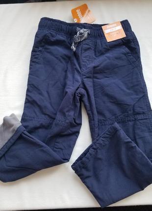 Утепленные джинсы джимбори, 4т