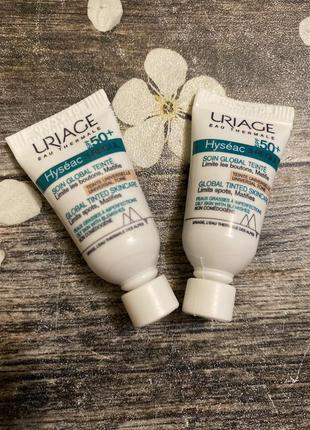 Тональный крем hyseac uriage