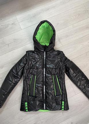 Курточка демисезонная, осенняя куртка,куртка жилетка