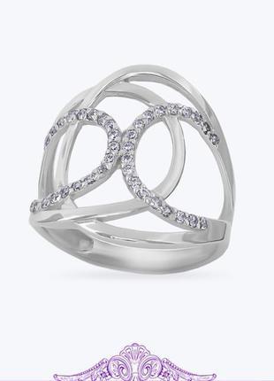 Серебро, 925, кольцо, новое, размер 16