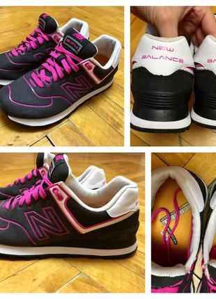 Классные кроссовки «new balance» оригинал
