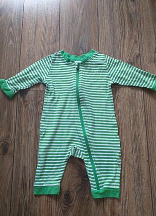 Человечек бодик пижама  kapp ahl 62-68 см 3-6 м