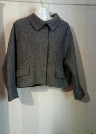 Стильный пиджак натуральный кашемир