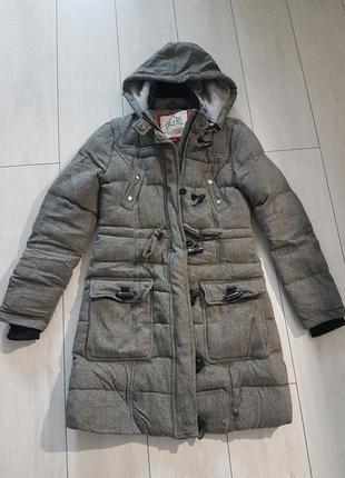 Тепла куртка зимова ltb