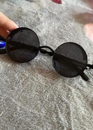 Супер модные круглые очки