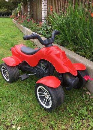 Мотоцикл на педалях
