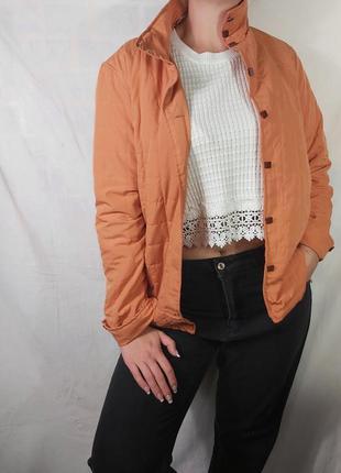 Куртка шикарная стильная легкая димисезонная куртка