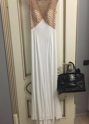 Sherri hill вечернее платье