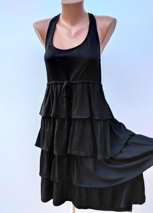 Плаття сарафан розмір xl (б-122) сарафан женский