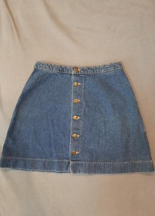 Юбка джинсовая amerikan apparel
