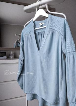 Туника блуза блузка рубашка с вышивкой