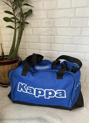 Дорожная сумка kappa оригинал