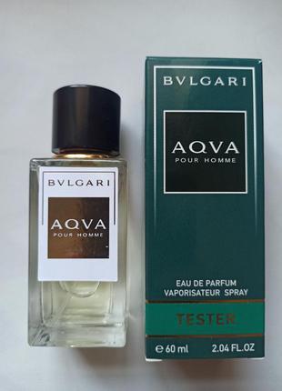 Тестер парфюм оаэ aqva (мужской)