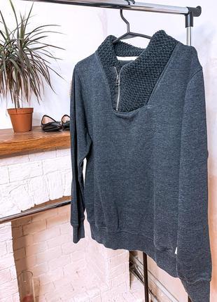 Мужской свитер , свитер , тёплый свитер