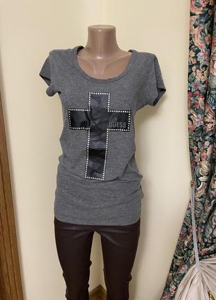 Жіноча футболка блуза guess