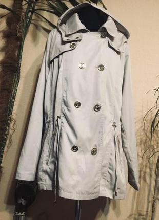 🔥фирменный🔥 плащ ветровка куртка батал большой размер