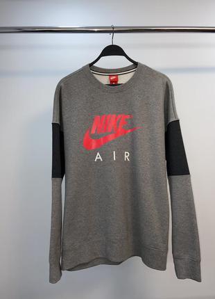 Nike air чоловічий оригінальний світшот