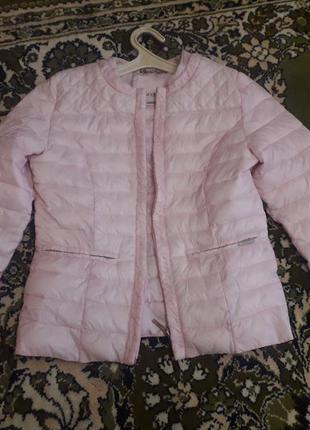 Розовая курточка amisu 34