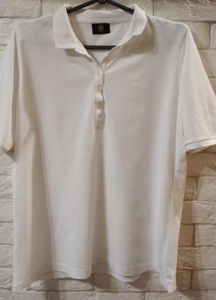 Фирменная футболка поло bogner
