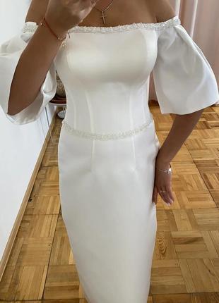 Сукня на розписку