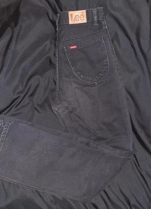 Прямые джинсы lee 31-32 размер